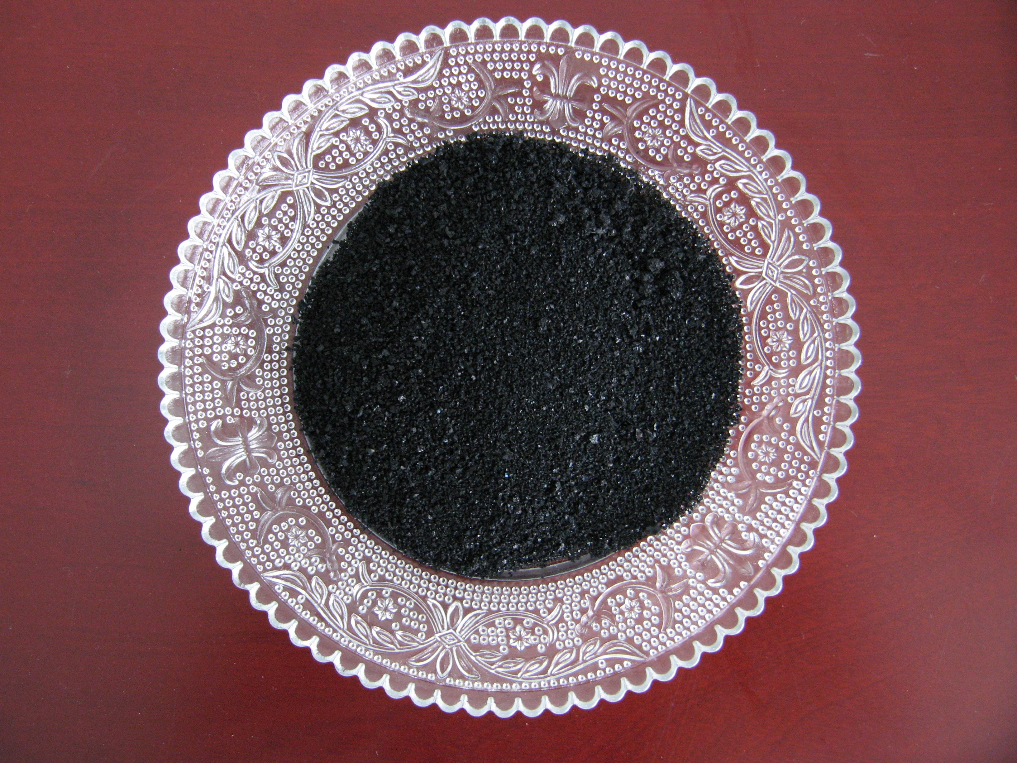sulphur black manufacture